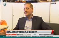 Başakşehir A Spor'dan özür diledi