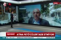 Yunanistan FETÖ'cü hainlerle ilgili kararını açıkladı