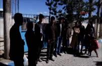 16 kaçak Van'da İran sınırında yakalandı