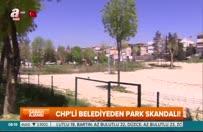 CHP'nin satışına vatandaş ve esnaftan tepki!