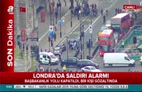 Londra'da terör alarmı!