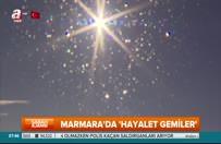 'Ölüm gemileri' Marmara'da