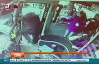 Ücret isteyen otobüs şoförünü bıçakladılar!