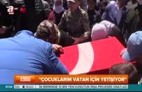Bitlisli şehit babasının metaneti