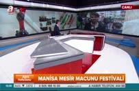 Manisa'da mesir macunu festivali