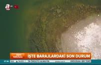 İstanbul barajlarındaki doluluk oranı ne?