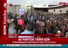 Cumhurbaşkanı Erdoğan, AK Parti Genel Merkezi'nde konuştu