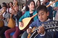 Türkiye köy orkestrasına sahip çıktı
