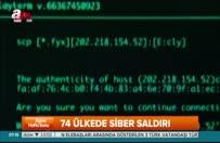 Dünyada siber saldırı şoku
