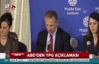 ABD'den açıklama: YPG'ye hiçbir söz vermedik!