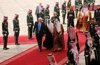 ABD Başkanı Trump, Suudi Arabistan'da