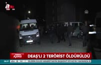 Ankara'da 2 DEAŞ'lı terörist öldürüldü