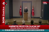 Erdoğan, Meclis salonuna girecek mi?