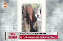 16 yaşındaki kız 4 gündür kayıptı