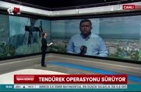 İran sınırında PKK'lılara sıcak takip