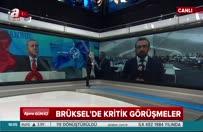 Erdoğan, AB heyeti ile görüştü