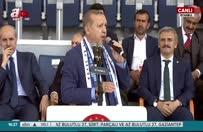 Erdoğan'ın ders niteliğinde İmam Hatip anısı
