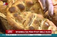 İstanbul'da 350 gr pide 85 kuruş