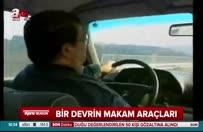 Tarihe tanıklık eden özel makam araçları Ankara'da görücüye çıktı