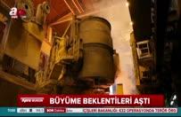 2017'nin ilk çeyreğinde Türkiye ekonomisi atağa geçti