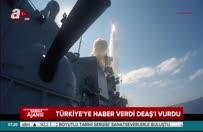 Rusya, Türkiye'yi bilgilendirdikten sonra vurdu!
