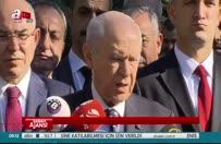 Devlet Bahçeli: Kılıçdaroğlu yürürken düşünmeli