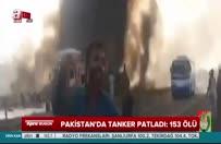Patlama anı kamerada! 153 kişi hayatını kaybetti
