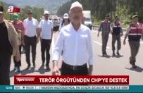 PKK'dan Kılıçdaroğlu'nuın yürüyüşüne açık destek