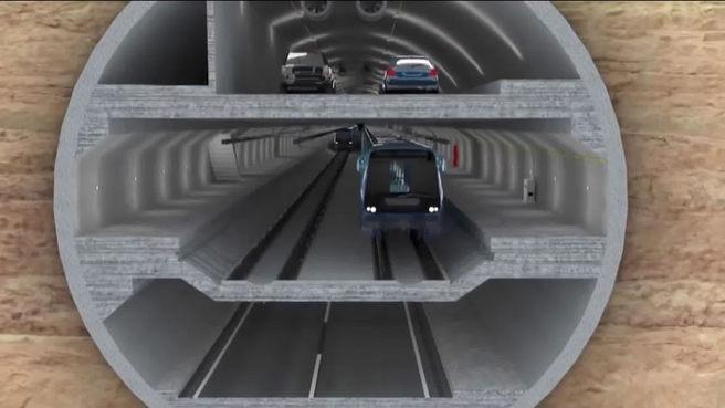Büyük İstanbul Tüneli proje için çalışmalar başladı
