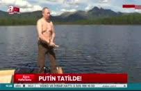 Putin'den gövde gösterisi gibi tatil!