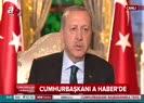 Cumhurbaşkanı Erdoğan: Afrin'den taviz veremeyiz